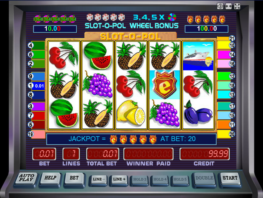 Casino splendido flash